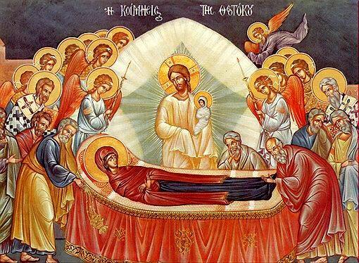 Картинки с успением пресвятой богородицы и ореховым спасом 9