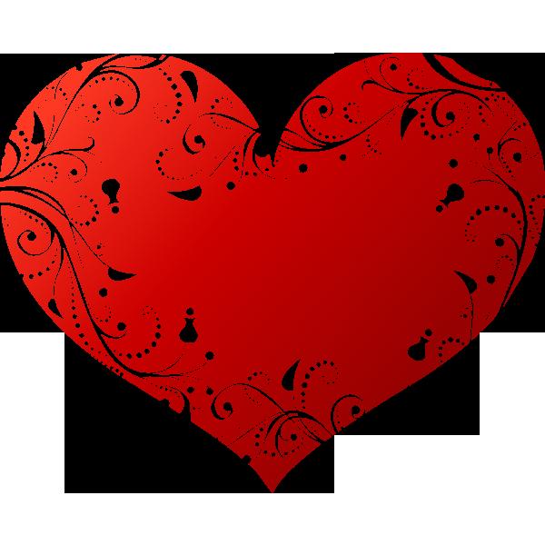 красные сердечки картинки красивые шаблоны закуска