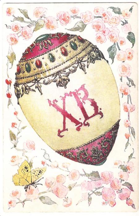 Открытки, старинные пасхальные открытки великобритании