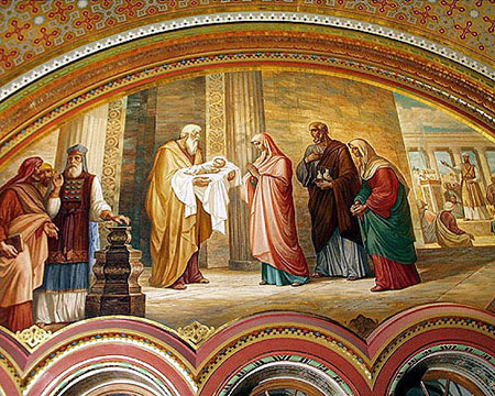 Сегодня христиане отмечают Сретение Господне. Порошенко и Гройсман поздравили соотечественников с праздником - Цензор.НЕТ 5866